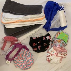 Other - Girls Cloth diapering lot